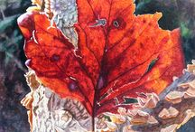 ART-AUTUMN / Art inspired by the period from the autumn equinox to the winter solstice.