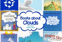 The Sky / Exploration of Clouds, Weather, Sun, Stars, Moon, etc