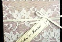 Wedding Invitations & Thank You / by Sadie Bertsch