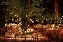 Midsummer night wedding ideas
