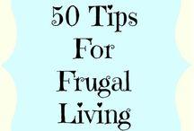 Frugality...... / by Sandy Jones