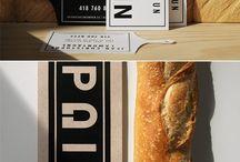 Фирменный стиль-айдентика / Кафе, бистро!!! Наш фирменный стиль, дизайн, форма, посуда, меню, блюда