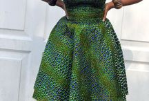 robe afro