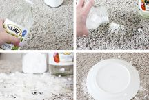 DIY CLEANING / by Mindy Hutt