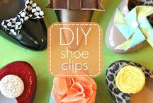 Shoe clips!