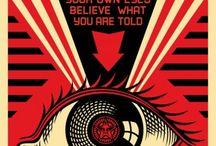 graphic design - propaganda