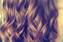 Hair Inspiration / by Emily Austin