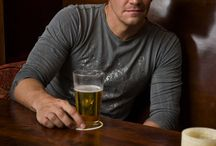 Booth....just Booth.... / Boreanaz in Bones series playing fbi agent Seeley Both
