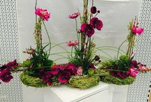 Spring Collection 2015 / Wonderful collection of spring designs from modern through traditional . Designed by Neil Whittaker from Design Element Flowers.