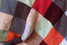 Granny Squares / Crochet / by Karen Gale