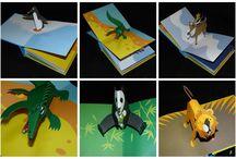 Origami/pop-up