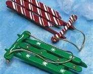 xmas ornament crafts
