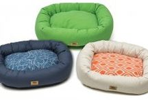 Dog Beds ♣ ActiveDogToys / We carry a variety of dog beds, all made from hiqh-quality materials from trusted brands.  We sell eco-friendly dog beds, dog pillow beds, dog mats, cooling beds, heating beds, orthopedic beds - all sorts of dog beds in a spectrum of shapes and sizes.  We hope you find the perfect new dog bed or dog mat for your furry family member! A cozy dog bed = a happy dog!