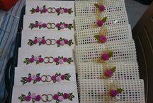 wedding invitations / handmade wedding invitations, wedding cards, quilled wedding cards