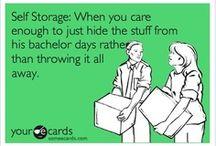 Self storage humour