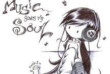 Music heart-beat