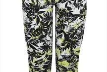 Beautiful botanicals for plus size SS15 / Tropical, floral and botanical prints for Spring/Summer 15