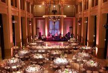 Elegant Dining setup overview pic