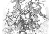 TNMT / Teenager mutant ninja turtles