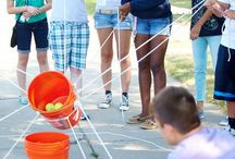 Games / games for outdoors , parties, reunions etc. / by Lori Allen