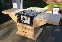Tablesaw Bench