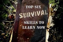 Survival tips. Self sufficiency