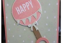 Stampin'  Up!- Celebrate Today