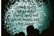 Quotes / by Tara Marie