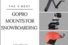 Best GoPro Mount For Snowboarding