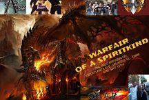 WARFAIR OF A SPIRITKIND MAY 13TH 2016