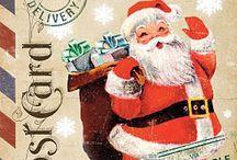 Natale - vintage