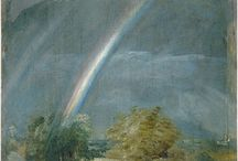 Promises / Rainbows in art, no kitsch