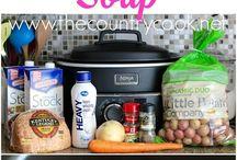 Crockpot - Soup