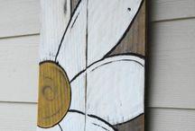 legno da decorare
