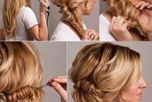 Chic Hairstyle / Hairstyle inspiration