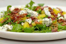 Slaatje/salade