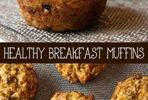 Healthy breakfasts