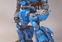 Kampfer Gundam Orazaku