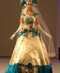 Evgenia Luzhina-Salazar Semana de Alta Moda Primavera 2013