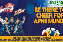 KyaZoonga.com: Buy Delhi Daredevils Tickets Online