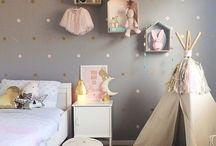 Girls bedroom ideas in style