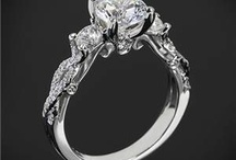 Gorgeous Rings / by Tylyn Mayberry