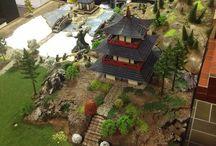 Samurai terrain