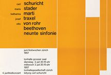 Swiss Graphic Design Posters
