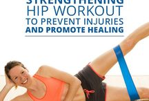 Hip Strengthening / by Kaitlin Fisher