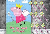 Princess Peppa Party
