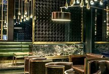 Luxury Restaurant and Bar Interiors