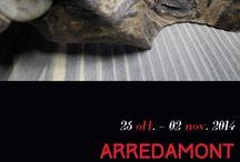 ARREDAMONT0 2014 / Evento fieristico a Longarone, una mostra dell'arredare in montagna.
