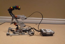 Lego Mindstorm / by Melissa Hall