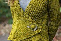 Fiber love Aran Knitting